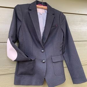 |BR| Hacking Jacket with Elbow Patches